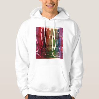 Funky Water Abstract Hoodie