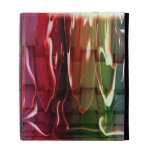 Funky Water Abstract iPad Folio Cases
