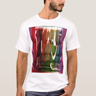 Funky Water Abstract T-Shirt