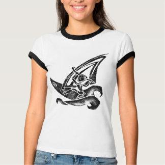 Funky Windsurfer T-Shirt