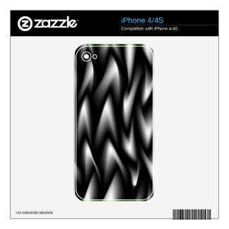Funky Zebra Electronic Skins Skins For The iPhone 4