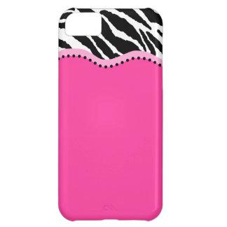 Funky Zebra iPhone 5C Case