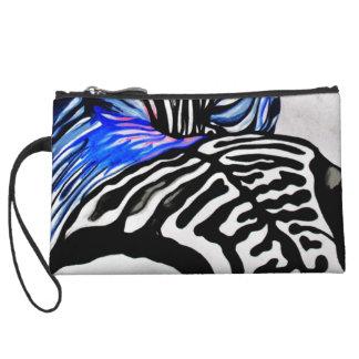 Funky Zebra (K.Turnbull Art) Wristlets