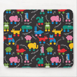 Funky Zoo Mouse Pad