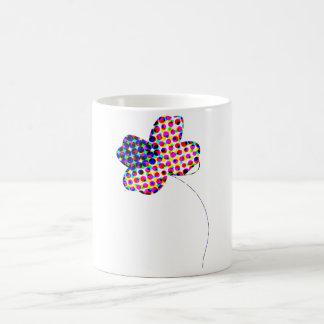 funkyclover coffee mug