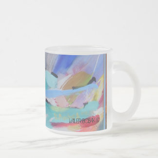 funn taza cristal mate