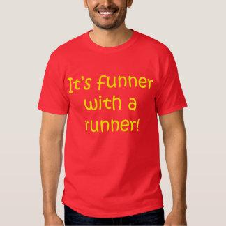 Funner With Runner Mens T Shirt