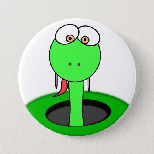 Funnies Pinback Button