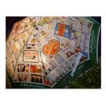 Funnies Umbrella Postcard