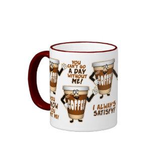 Funniest Coffee Ringer Mug