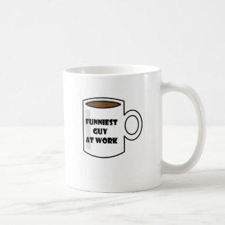 Funniest Guy at Work Drink-ware Coffee Mug