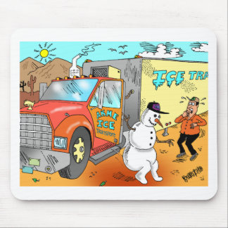 Funniest Trucker Gifts! Mouse Pad