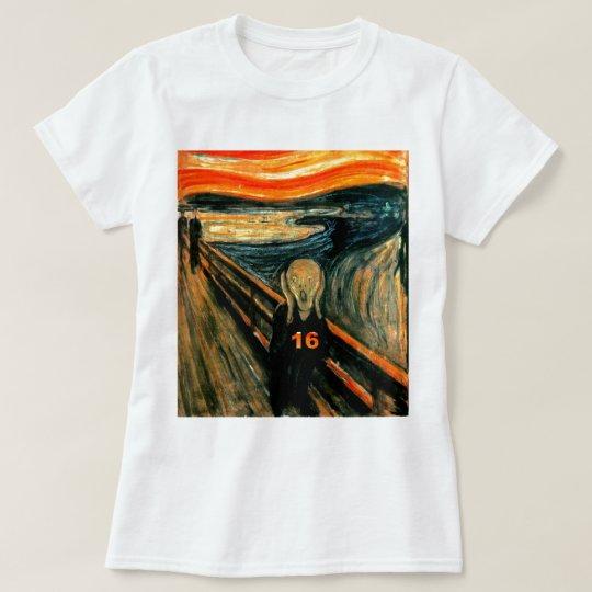 Funny 16th Birthday Gifts! T-Shirt