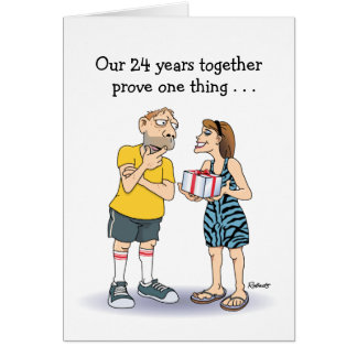 24th wedding anniversary gift for a couple