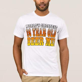 Funny 26th Birthdays : Worlds Greatest 26 Year Old T-Shirt