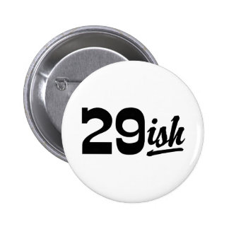 Funny 30th Birthday Buttons
