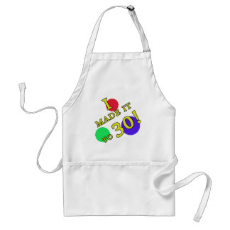 Funny 30th Birthday Gag Gifts Adult Apron