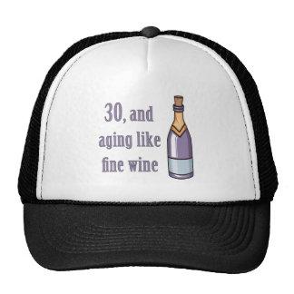 Funny 30th Birthday Gift Ideas Trucker Hat