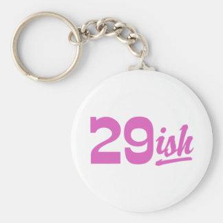 Funny 30th Birthday Keychain