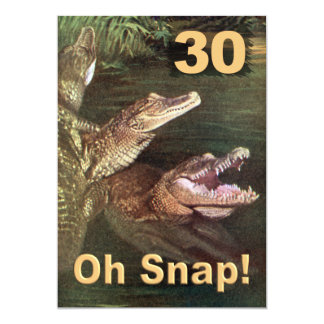 Funny 30th Birthday Party Invitations