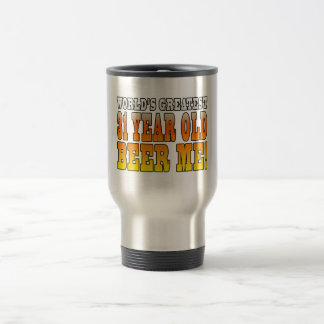 Funny 31st Birthdays : Worlds Greatest 31 Year Old Travel Mug