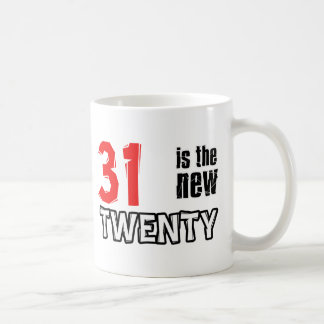 Funny 31th year designs coffee mug