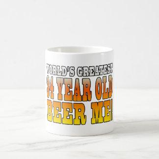Funny 34th Birthdays : Worlds Greatest 34 Year Old Mugs