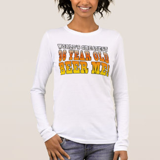 Funny 36th Birthdays : Worlds Greatest 36 Year Old Long Sleeve T-Shirt