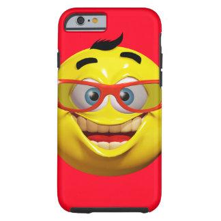 Funny 3d  emoticon iphone case