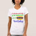 Funny 40th Birthday Gift T-shirts