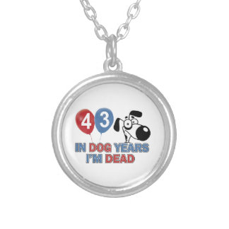 Funny 434 year old designs pendant