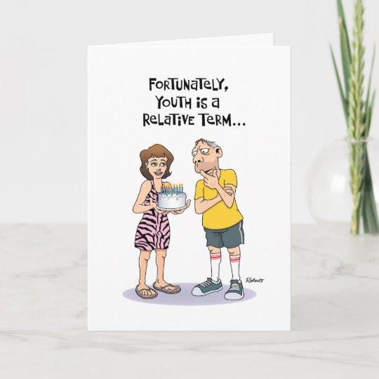 Funny 50th Birthday Card Zazzle