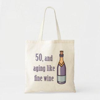 Funny 50th Birthday Gift Ideas Bag