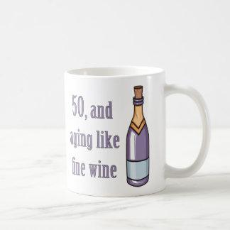 Funny 50th Birthday Gift Ideas Coffee Mug
