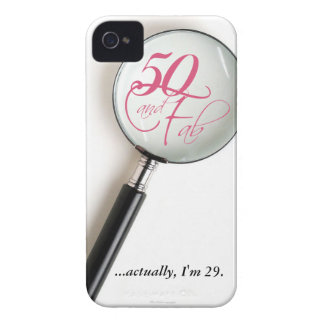Funny 50th Birthday iPhone 4 Case