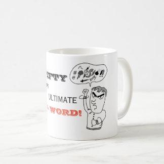 Funny 50th Birthday Mug Fifty The Ultimate F Word