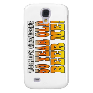 Funny 50th Birthdays : Worlds Greatest 50 Year Old Galaxy S4 Cover