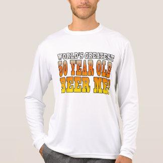 Funny 50th Birthdays : Worlds Greatest 50 Year Old T-Shirt
