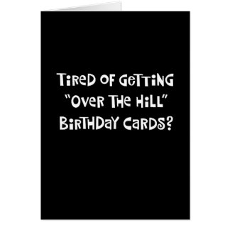 Funny 51st Birthday Greeting Card