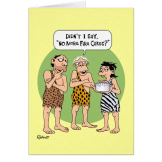 Funny 52nd Birthday Card