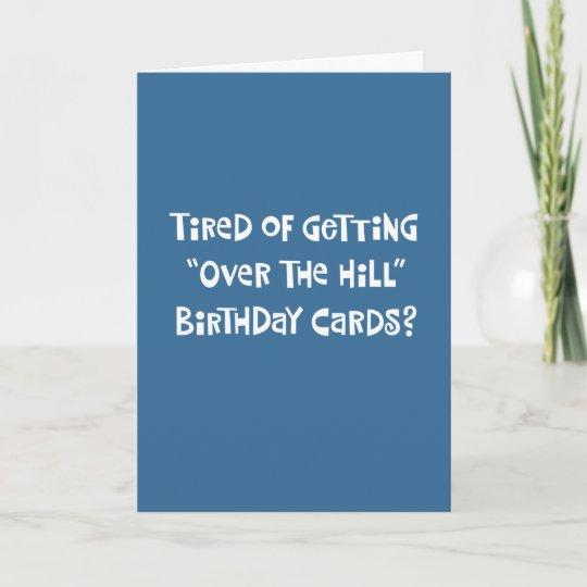 Funny 59th Birthday Card