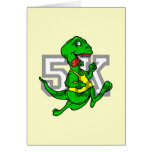 Funny 5K Card