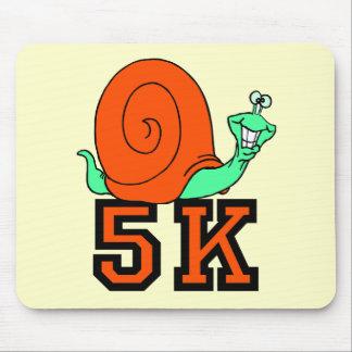 Funny 5K running Mousepads