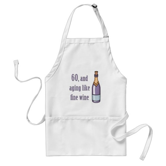 Funny 60th Birthday Gift Ideas Adult Apron