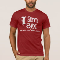 Funny 60th  Birthday Shirt  I am Six Decades