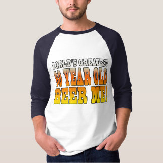 Funny 60th Birthdays : Worlds Greatest 60 Year Old T-shirt
