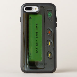 Funny 90s Old School Pager Impressive Look OtterBox Symmetry iPhone 8 Plus/7 Plus Case