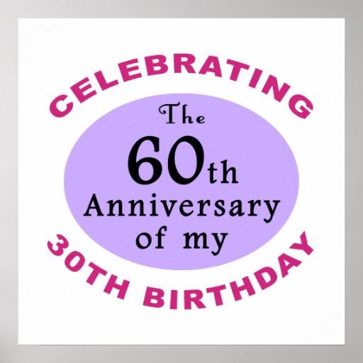 Funny 90th Birthday Gag Gifts Print