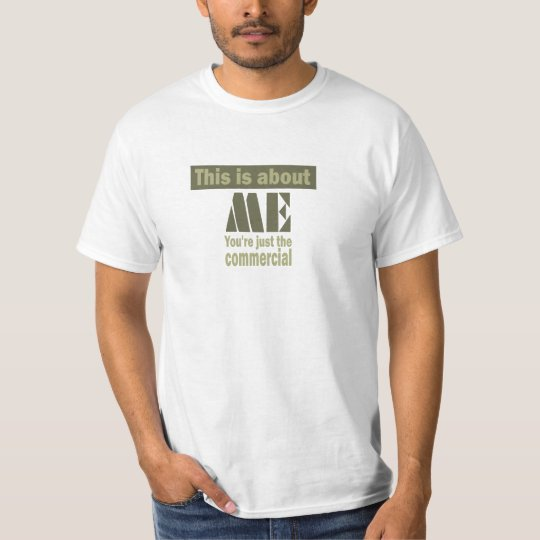 Funny About Me Tee