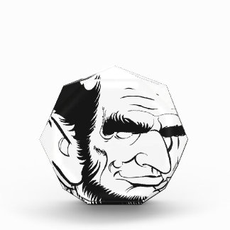 funny abraham lincoln caricature award